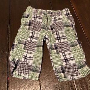 Gymboree boys dress shorts size 5